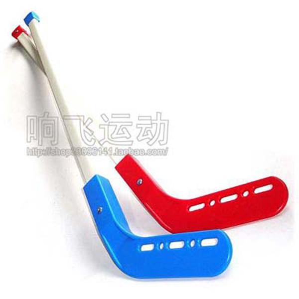 台湾产 乐依ROY 儿童冰球曲棍球旱冰球轮滑球杆棍 送球包邮