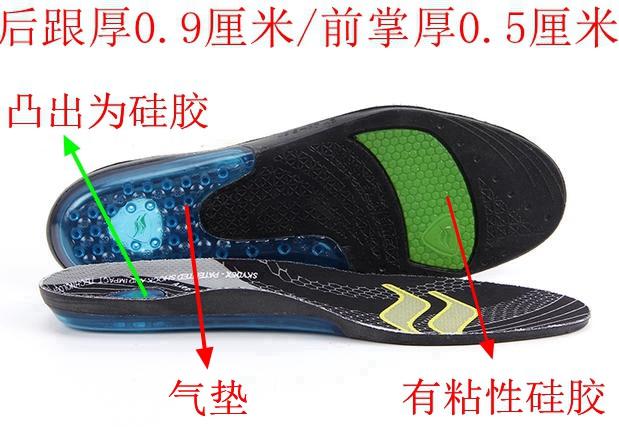 Стельки для комфорта обуви Артикул 536382790016