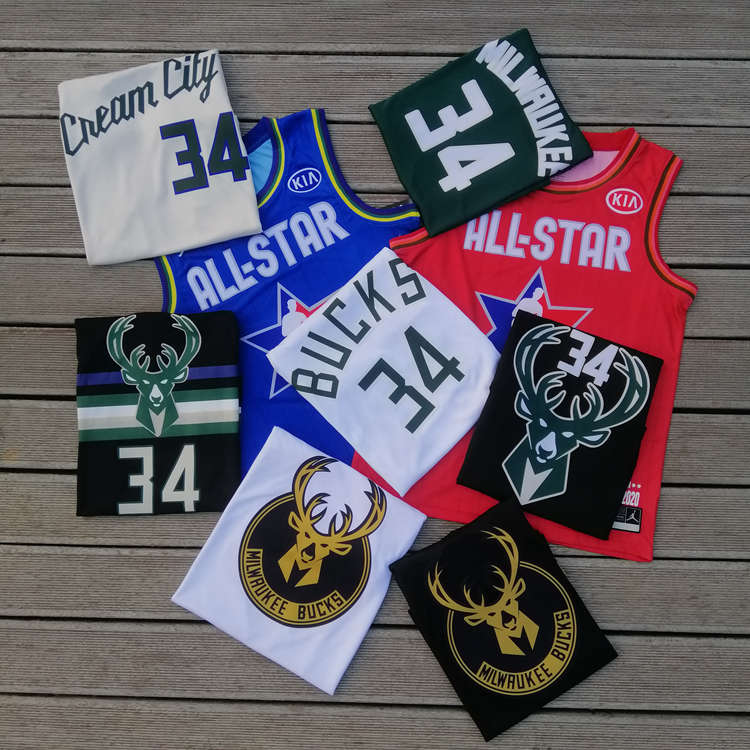 Bucks 34 colo Jersey City retro pants Morant 12 Mitchell 45 fox 5