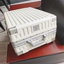 20登机箱26男箱子28寸铝框拉杆箱女旅行箱24宝瑞莱行李箱万向轮
