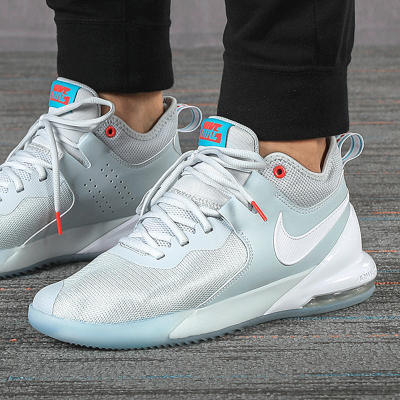 Giày Nike Nike mùa xuân 2020 mới Air Max Impact giày bóng rổ đệm chiến đấu thực tế thấp nhất CI1394 - Giày bóng rổ