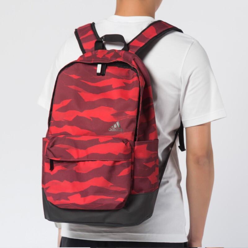Adidas阿迪达斯男女包19年夏季新款休闲书包户外双肩包【DW4306】满329.00元可用140元优惠券