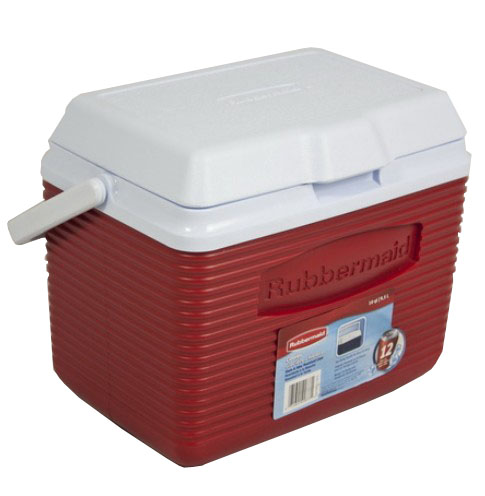 美国乐柏美车载冷热两用保温箱9.5L  冷藏箱 保冷箱10QT FG2A11