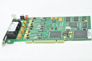 The new Dialogic voice card D4PCIU D4PCIUF 4 analog voice card Quad fax card