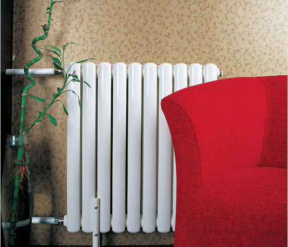 Qingdao Huatai radiator vacuum anticorrosion is exported to foreign radiator stores for free installation