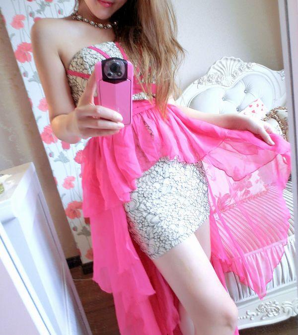 Европе сексуальные высокой талией тоньше бедра гофрированные трубки топ Платье с ночной клуб певица этапе наряды костюмы DS
