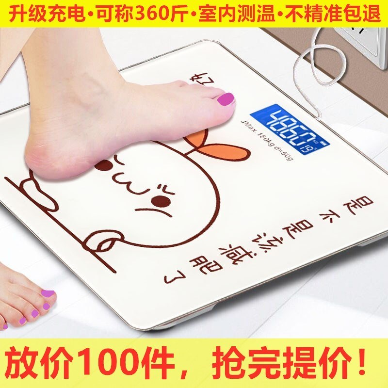 ? Pregnant women say weight scales are healthy. They say that during pregnancy, they can use household electronic inches without charging