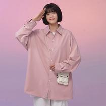 衬衫女夏设计感小众短袖薄款防晒日系盐系女士白衬衣女闺蜜装夏季
