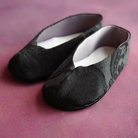 [Lanshan] [customized] BJD SD ancient shoes cloth shoes mens 3-point body