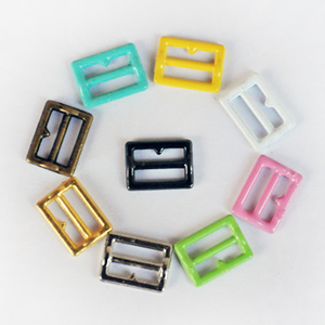 Mini super small Japanese buckle belt buckle baby clothes with false buckle 9 colors into large a style