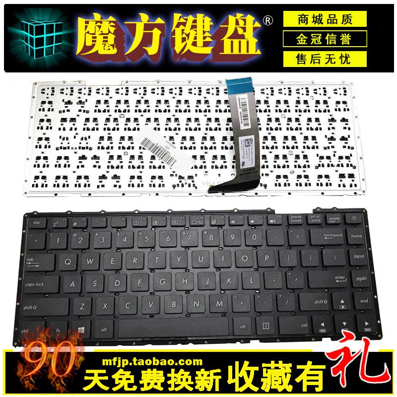 ASUS华硕X442 X442U X442UA-GA100R X442UR键盘A480U F442U R419U图片