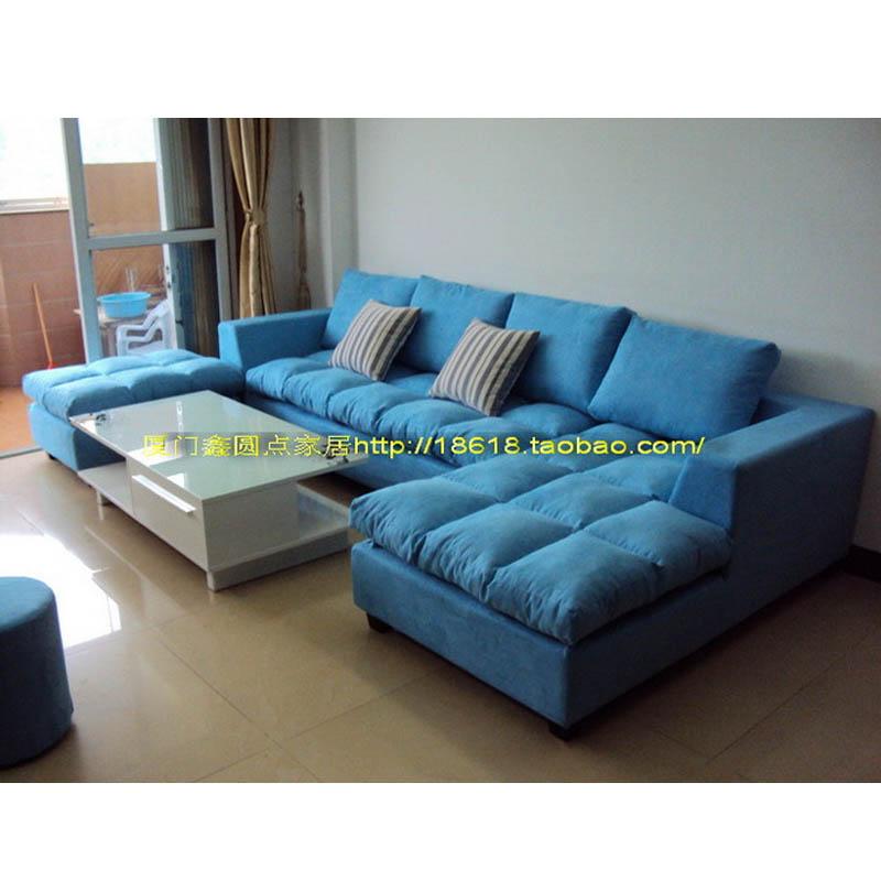 80s style super soft 813 soft bag sofa free delivery in Xiamen Island