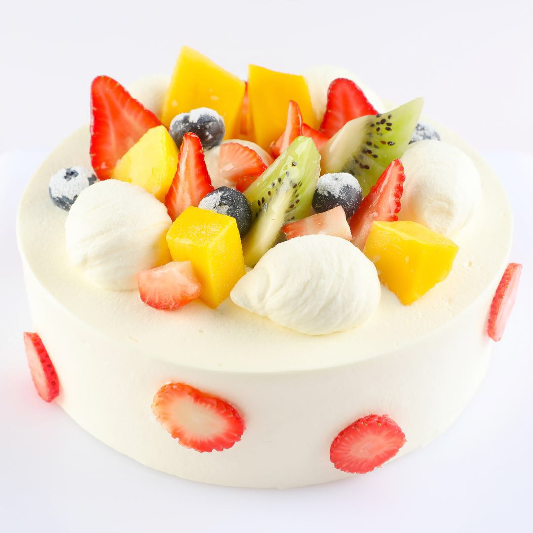 品味幸福新款沈阳好利来水果生日蛋糕官方配送当天制作