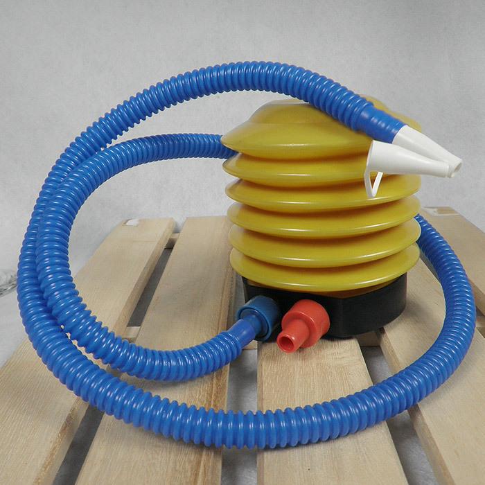 夏季充气玩具专用脚踩打气筒脚踏式气筒  地摊货源厂家直销