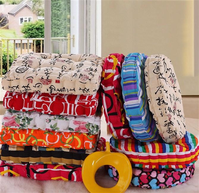 Мягкая замша кашемир обеденный стул подушки печать холст подушки Диван подушки стул подушка Наволочка для подушки, Специальные отделения
