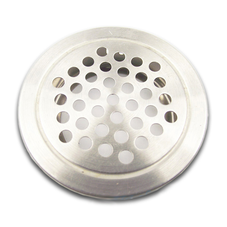 The Arran stainless steel flat ventilation holes\/vents\/shoe cabinets cabinet ventilation holes\/hole 19 MM