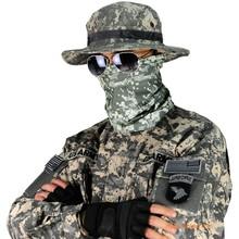 包邮朱日和特种兵战术多功能07迷彩吸汗速干防风防沙尘紫外线围脖