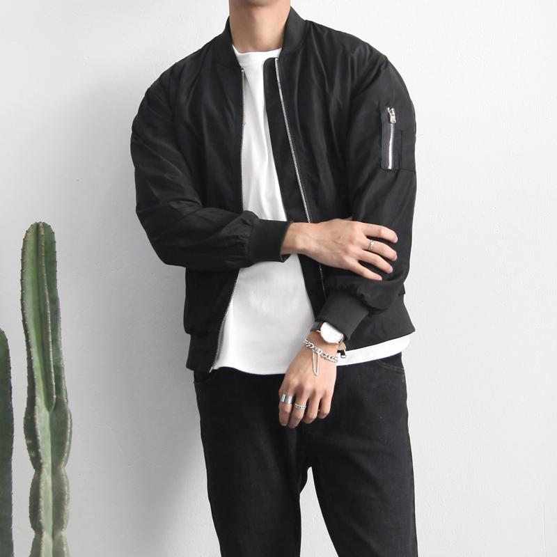 (用21元券)【王印学】韩国时尚男士简约男外套