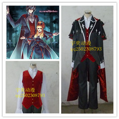 sound horizon 7th marchen 梅鲁 暗男 live版cos服cosplay定做