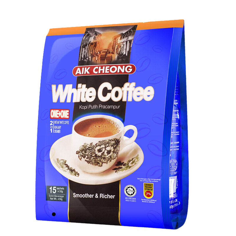 Two in one instant coffee powder 450g imported from Malaysia