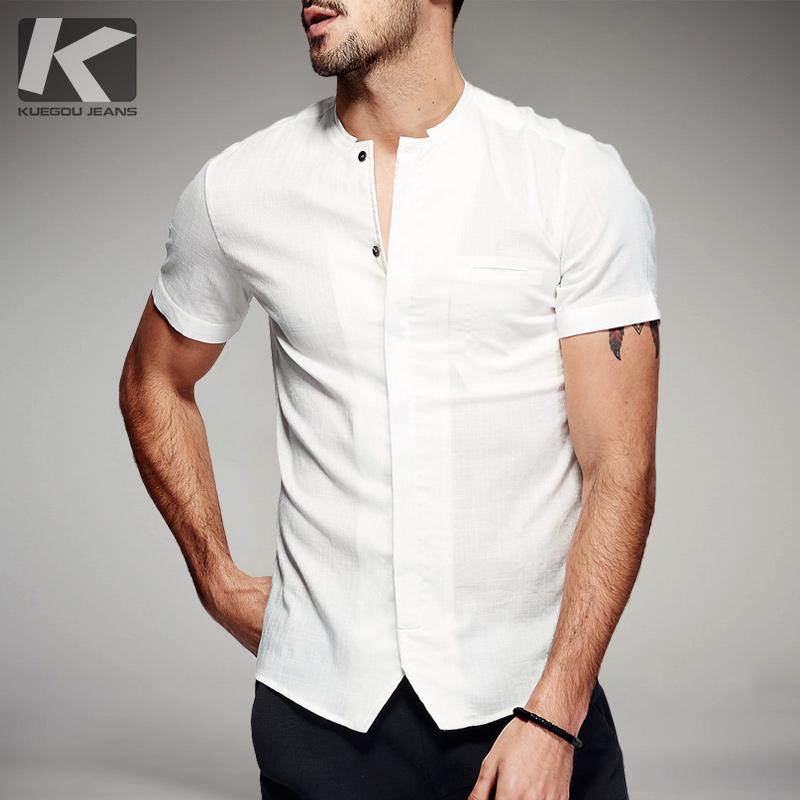 Прохладное лето Одежда покупки новых t рубашка мужчины с коротким рукавом белый в Европе и Америке прилив 1370