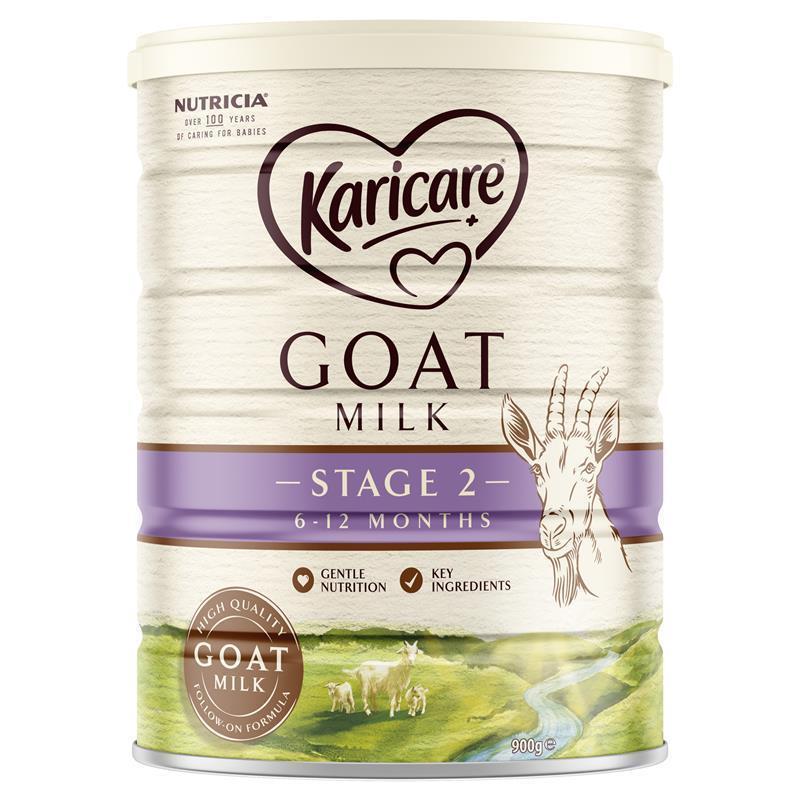 新版はオーストラリアニュージーランドカラクリgoat可瑞康ベビー羊ミルク3段900 g 2段の新包装です。