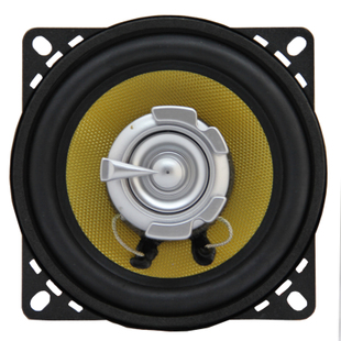 Iron General 4 inch coaxial speakers car stereo subwoofer modified Hummer H1 4001