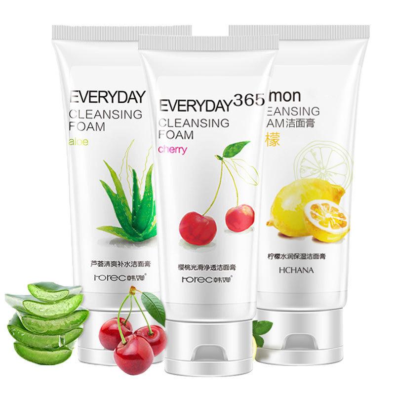Hanchan lemon water moisturizing cleanser cleanser Moisturizing Cleanser cleanser cleanser cleansing product RMB 9.9