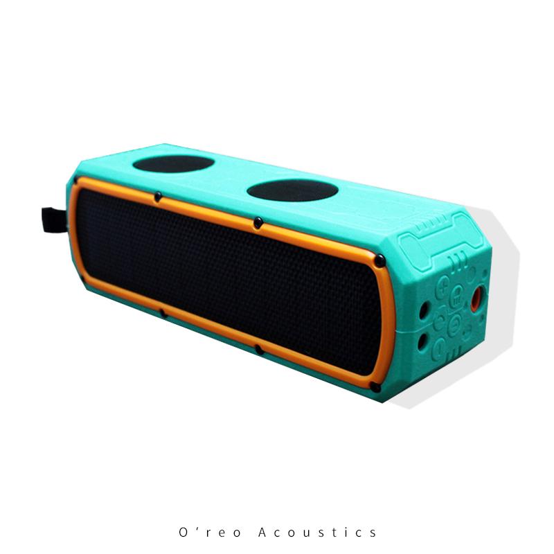 Avalanche欧睿声学新款户外三防多功能蓝牙音箱太阳能电源LED防水