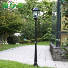 草坪灯 庭院道路灯  户外高杆草坪灯欧式景观室外灯具热销户外