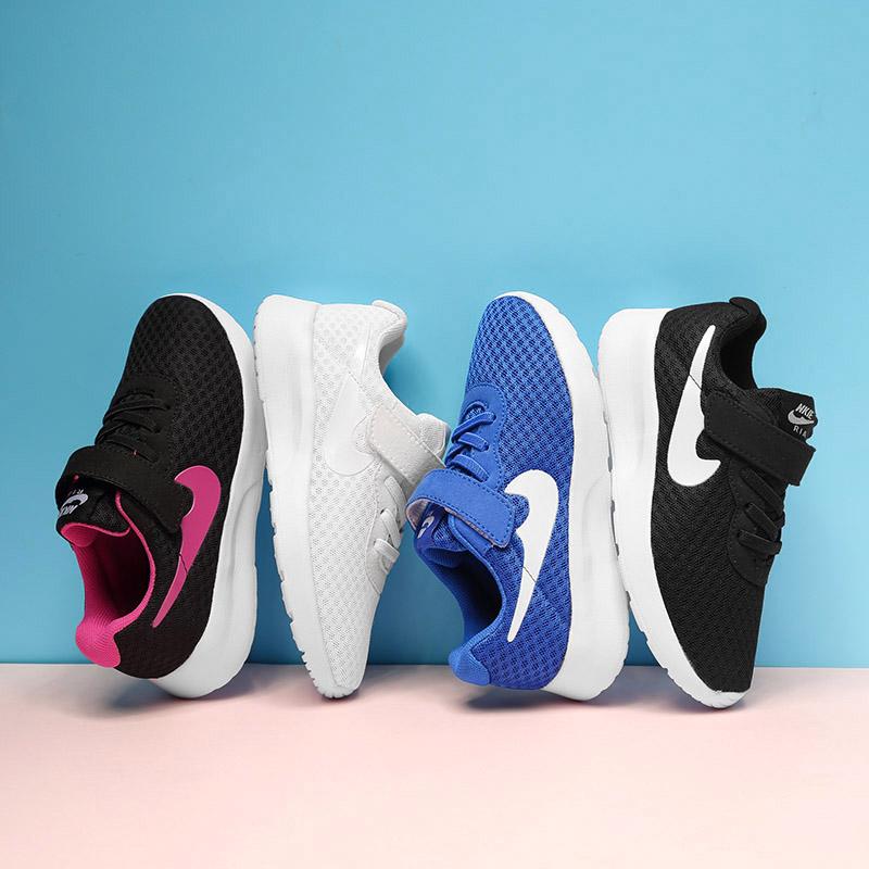 回力男女童鞋子运动鞋儿童休闲鞋春季新款透气网面小学生跑步鞋子