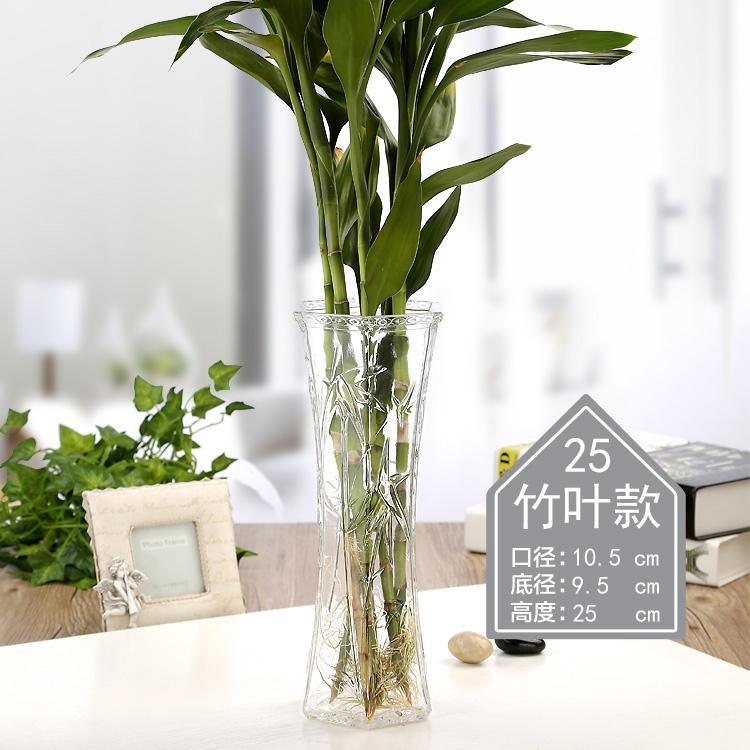 Высокий 25cm шестиугольник бамбук