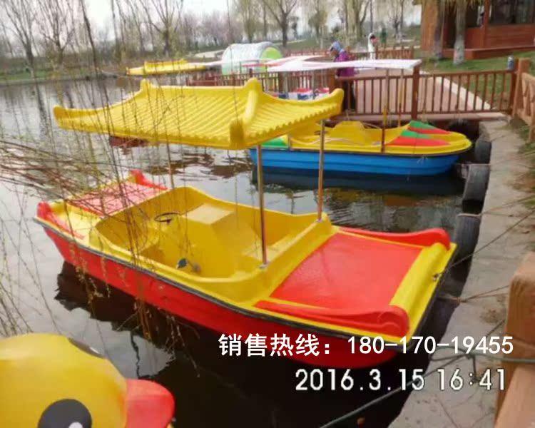 4人小画舫脚踏船,公园游船,仿古船、景区娱乐船,脚踏电动船