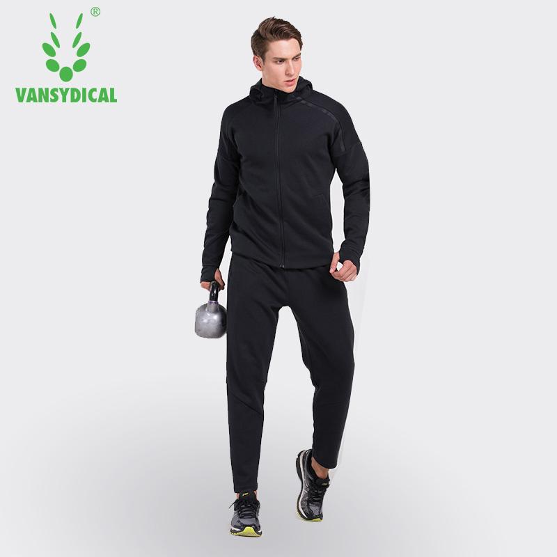 运动型格套装男女纯棉休闲外套跑步健身运动服长裤情侣卫衣两件套