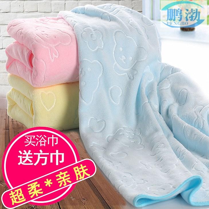 子供用バスタオル。綿は水を吸い込んで携帯する子供専用のお風呂に入る水泳の赤ちゃんの速乾は厚くて柔らかいです。