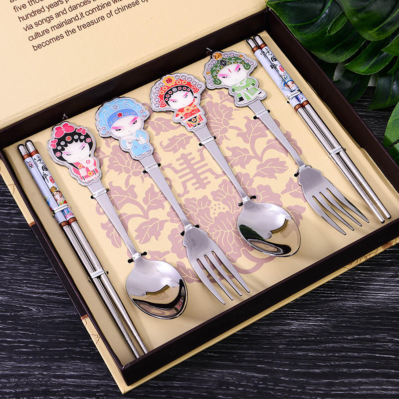 Практический пекинская опера facebook посуда Q special edition национальный цвет между ремесла из продуктов страна отвезти старый иностранных китайский ветер подарок небольшой подарок