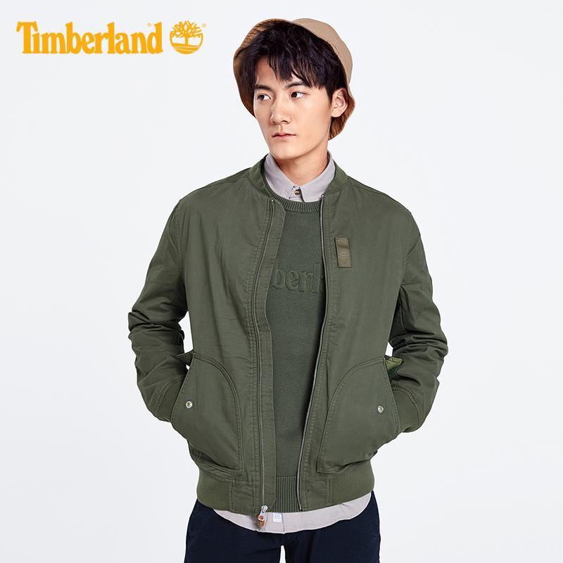 【经典款】Timberland添柏岚男装新款户外时尚飞行夹克|A1LVU