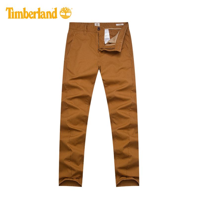 【经典款】Timberland添柏岚男装锥型窄脚耐磨休闲裤|A1EBF