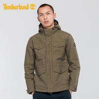 Timberland/ добавлять кипарис дымка мужской 17 зимой умный надеть взять водонепроницаемый камуфляж закрытый пальто  A1UB6