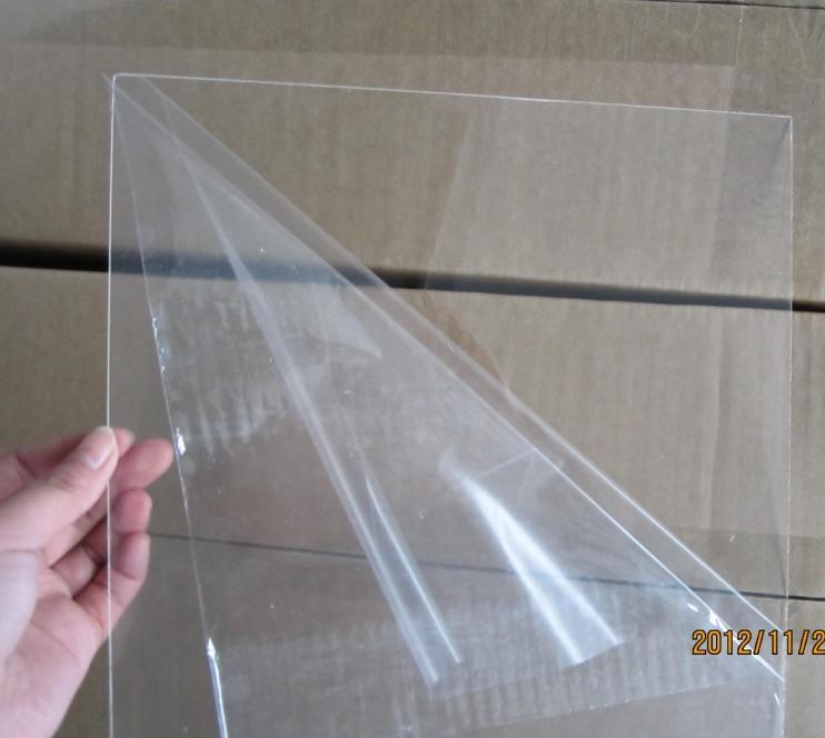 PS透明板 有机玻璃板 高透明 替代普通玻璃 50*70cm 画框/相框用