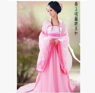 民族古装嫁衣摄影写真演出服戏服舞台服装仙女杨贵妃服唐装汉服女