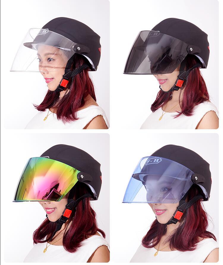 3 количество линза шлем ветер зеркало шлем линза прозрачный черный чай синий чай симфония защита от ультрафиолетовых лучей оптовая торговля