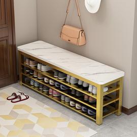 圆角进门穿鞋凳休息凳可坐式换鞋凳家用门口长条储物鞋架收纳鞋柜