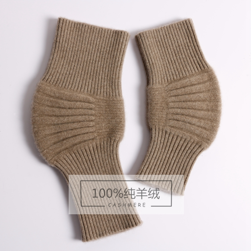 内蒙古羊绒护膝盖护套保暖老寒腿男女漆关节痛自发热老年人防寒