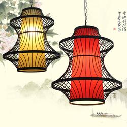 铁艺笼子灯重庆老火锅店大厅包厢农庄仿古羊皮大号铁艺鸟笼灯笼灯