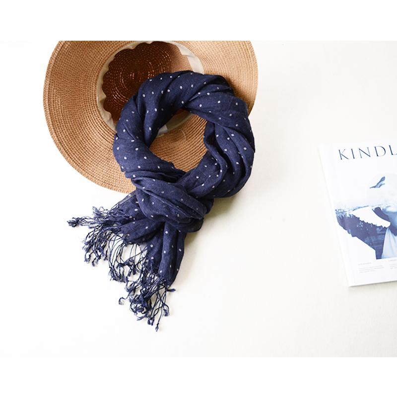 Женские шарфы из хлопка Артикул 591788267995