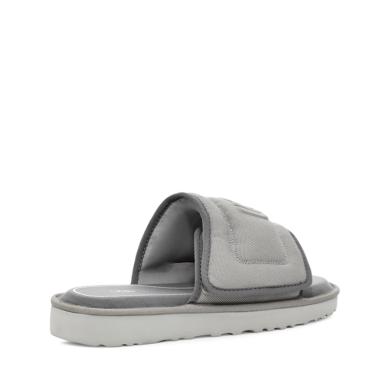 Ugg2020 spring new men's sandals Sand Dune series Velcro flat bottom sandals 1108043