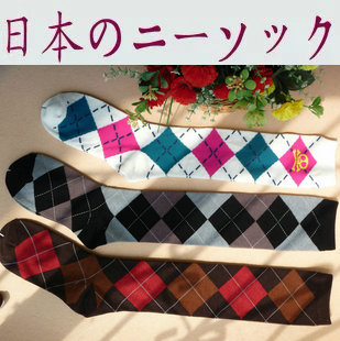 Japanese socks knee-high socks Ms. stockings legs socks knee socks in tube socks personalized socks 2 wholesale