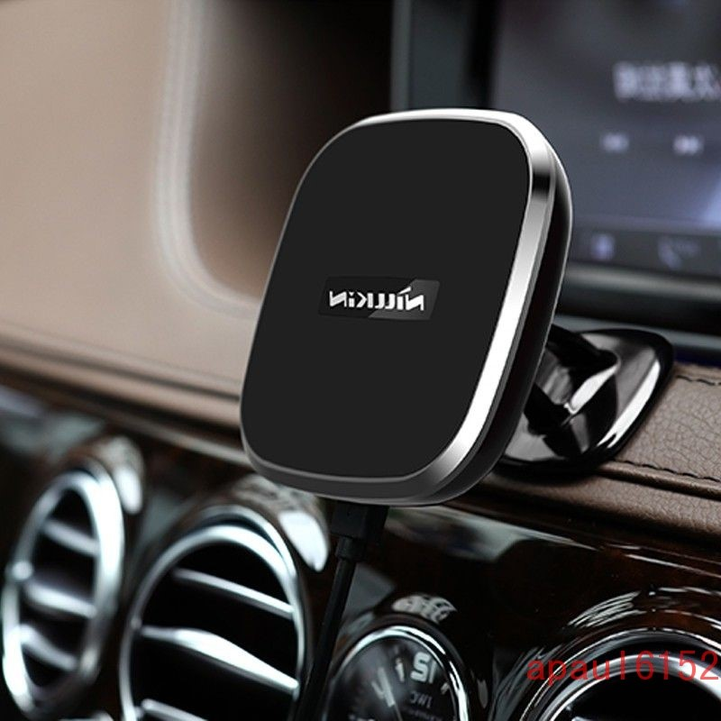 NILLKIN Car Magnetic Wireless Charger Ⅱ手机磁吸支架无线充电
