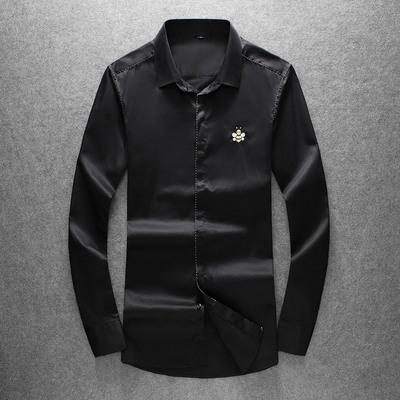 2020年春季长袖男士四季衬衫男时尚男装 236/p105